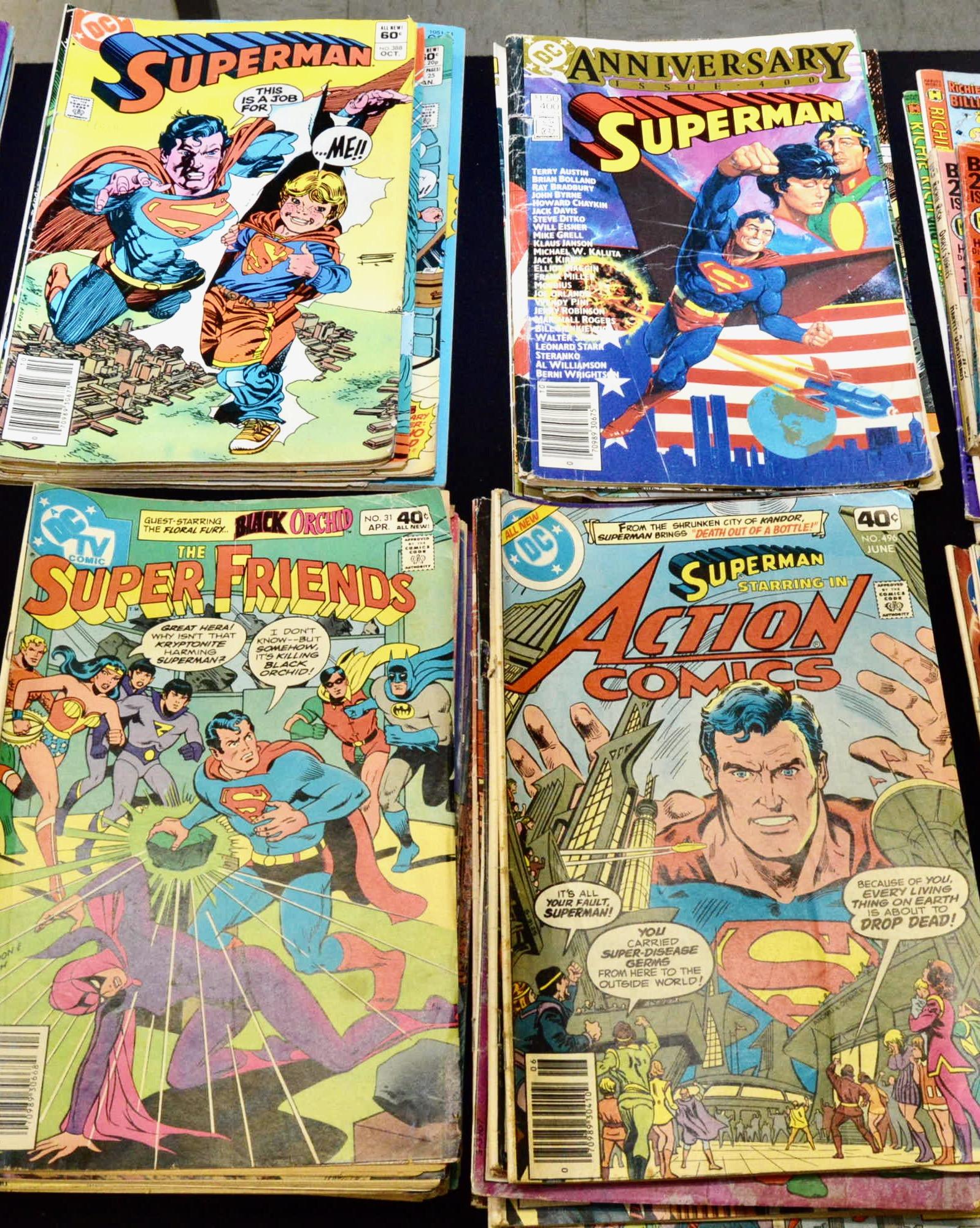 Comics Super