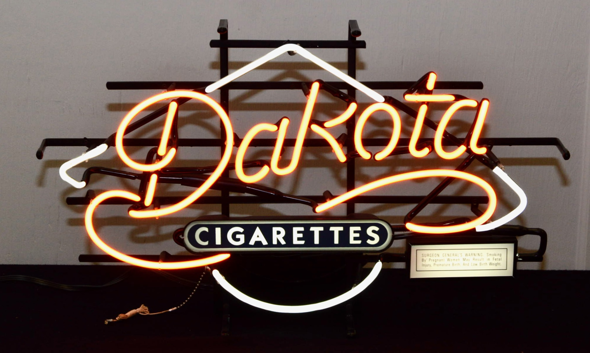 Dakota Sign