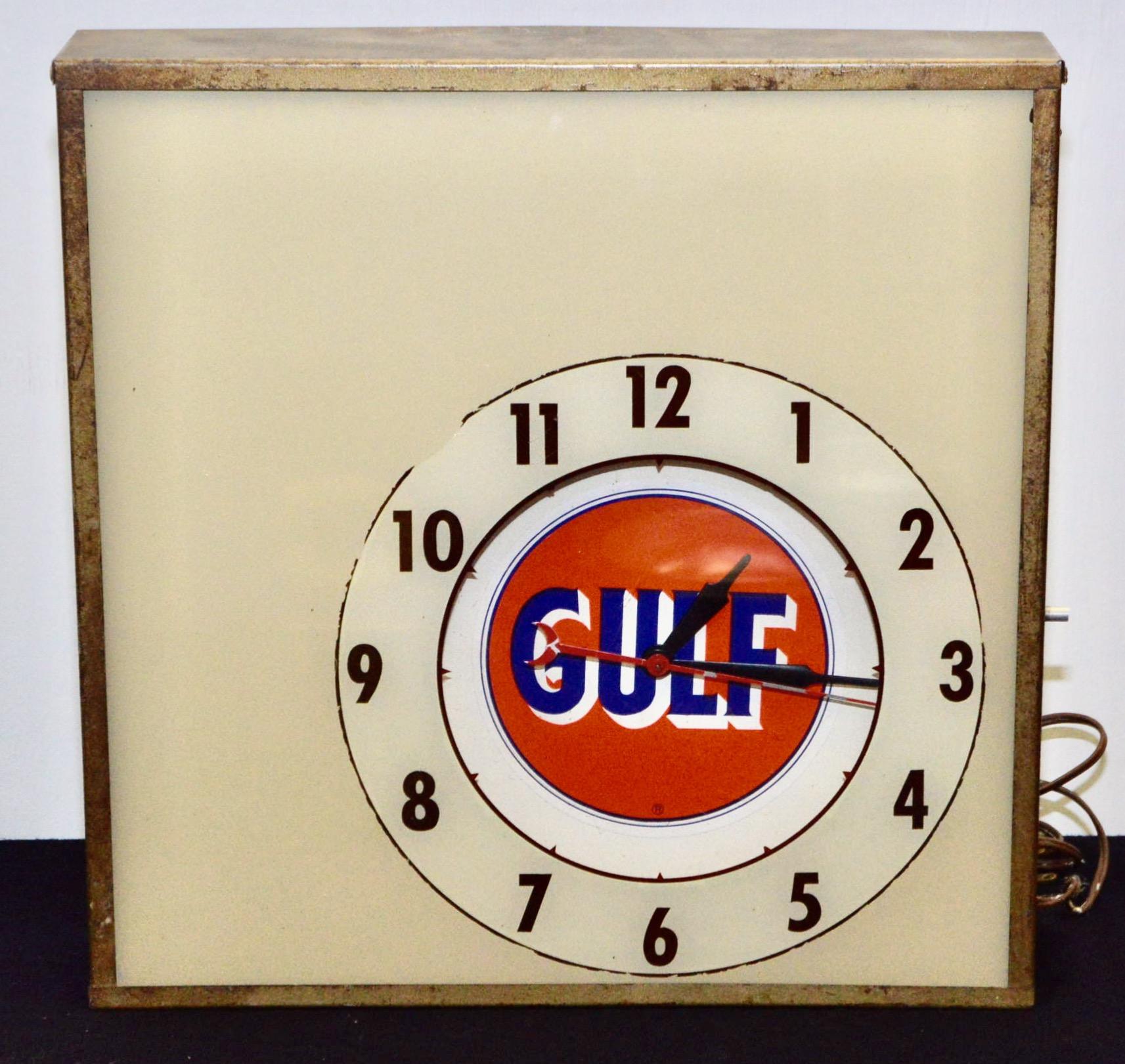 Gulf Clock