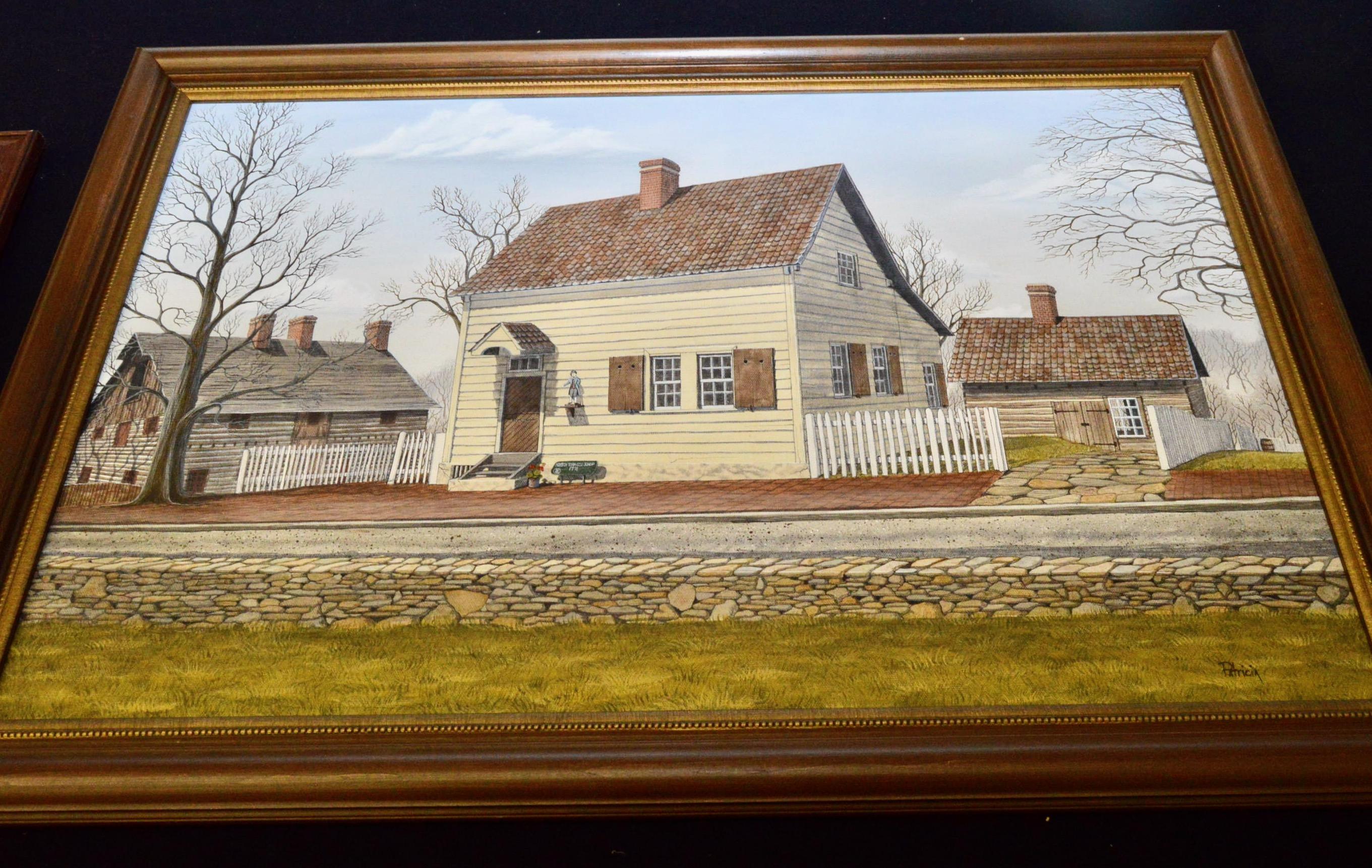 Hobson Old Salem