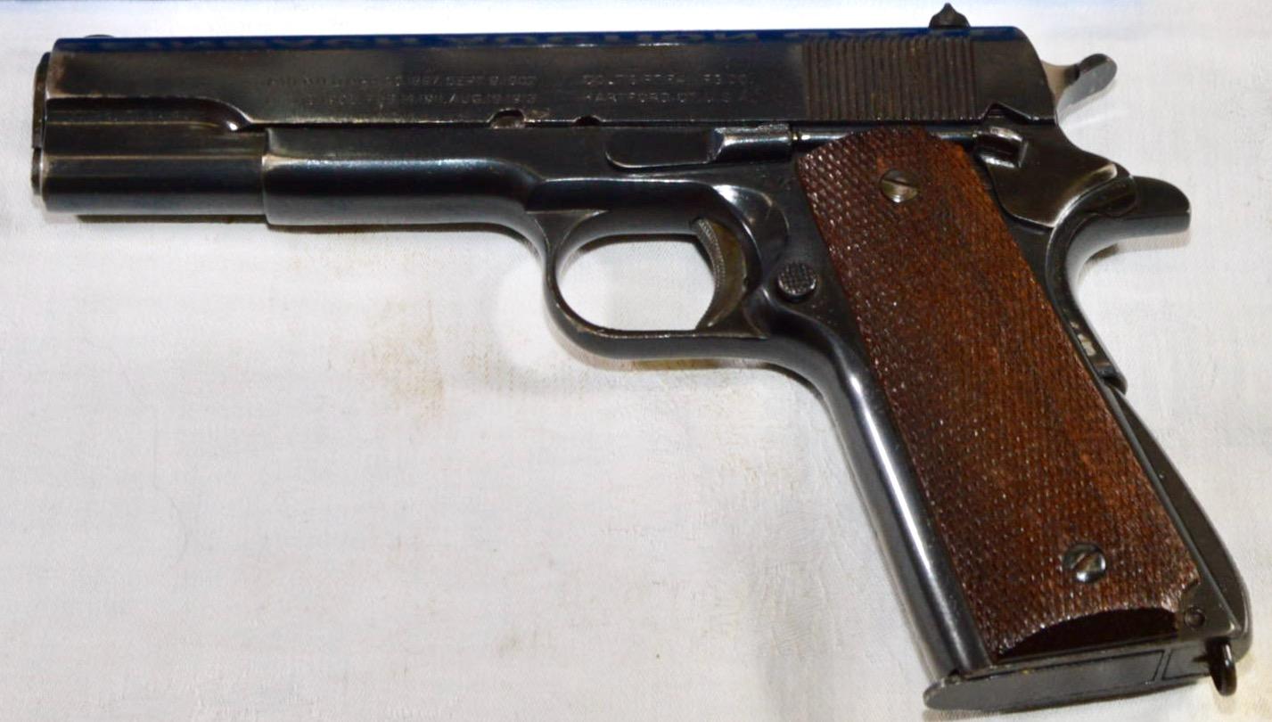 Colt 45 Lot 101